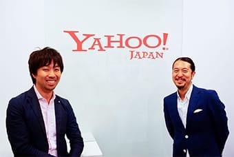 Yahoo! JAPANからの推薦メッセージ