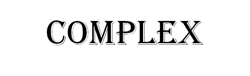 コンプレックス
